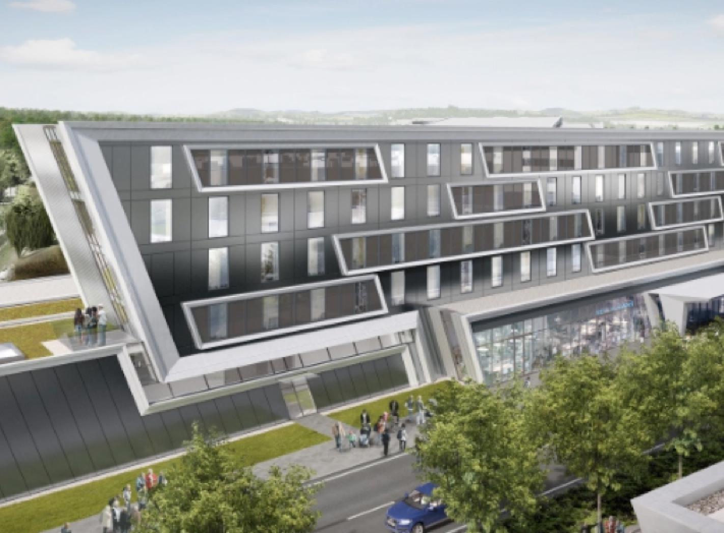 Hilton Aberdeen Exhibition Amp Conference Centre Walker