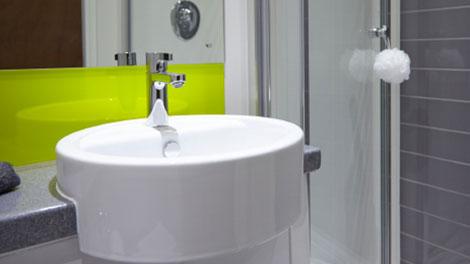 B1 Composite Bathroom Pod