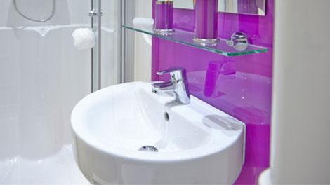Citi Composite Bathroom Pod
