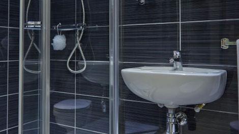 EA1 Composite Bathroom Pod