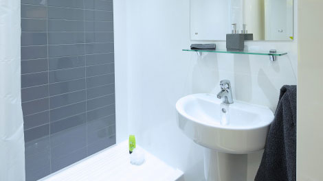 G1 Composite Bathroom Pod