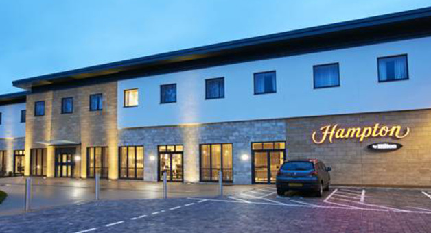 Hampton By Hilton The Priory Hotel Oxford