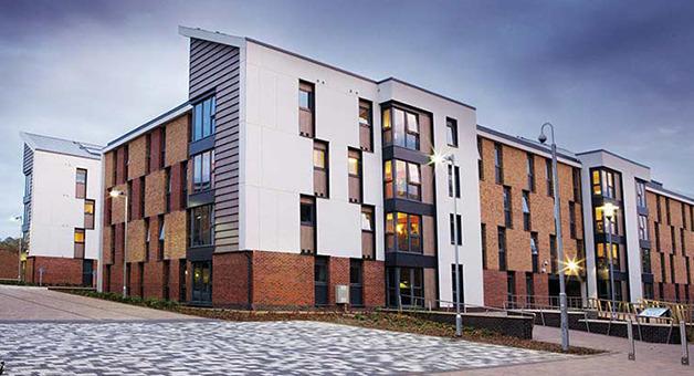 Nottingham Trent University Brackenhurst Campus