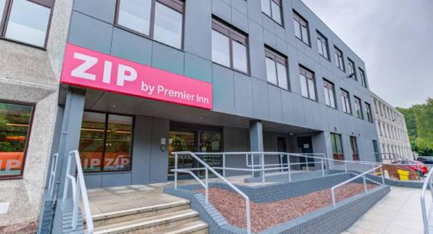 Premier Inn ' Zip' Cardiff