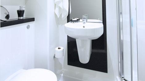 ST1 Composite Bathroom Pod