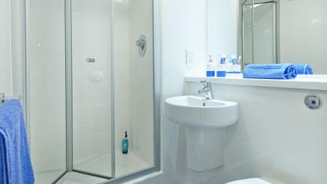 T1 Composite Bathroom Pod