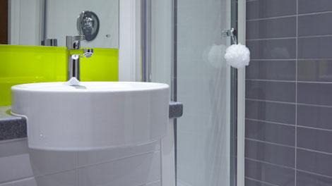 V1/V1 EXT Composite Bathroom Pod