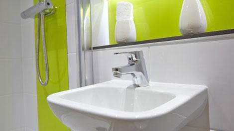 V2 Composite Bathroom Pod