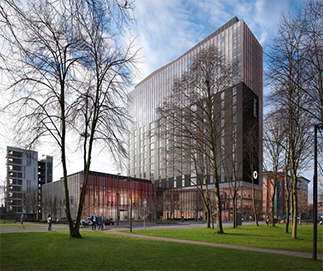 Walker Modular Mbs Crown Plaza Manchester
